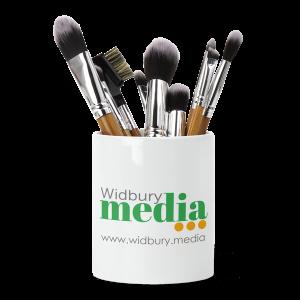Ceramic Make Up Brush Holder